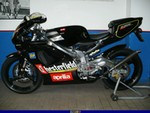 Production (Stock) Aprilia RS Models, Uploaded for: Arrisan 1995 Aprilia RS125