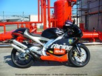 Production (Stock) Aprilia RS Models, Just bought this RS in Tokyo...it is so fun to ride....smokey!