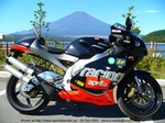 Production (Stock) Aprilia RS Models, Some Mountain in Japan near my RS250...