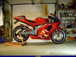 Production (Stock) Aprilia RS Models, Uploaded for: Wilco Jung 2000 Aprilia RS125