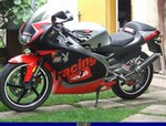 Production (Stock) Aprilia RS Models, Uploaded for: Gudmon Zolt?n 2001 Aprilia RS125