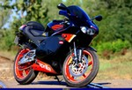 Production (Stock) Aprilia RS Models, Uploaded for: Palot?si P?ter 2004 Aprilia RS125