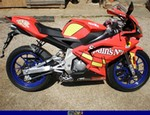 Production (Stock) Aprilia RS Models, Uploaded for: Daniel Mikl?s 2008 Aprilia RS50