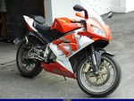 Production (Stock) Aprilia RS Models, Uploaded for: Paperduck 2008 Aprilia RS125