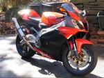 Production (Stock) Aprilia RSV Mille Models, With new panels