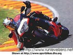 Misc. Racing Aprilia RSV Mille Models, Elbow Down, one handed sillyness!