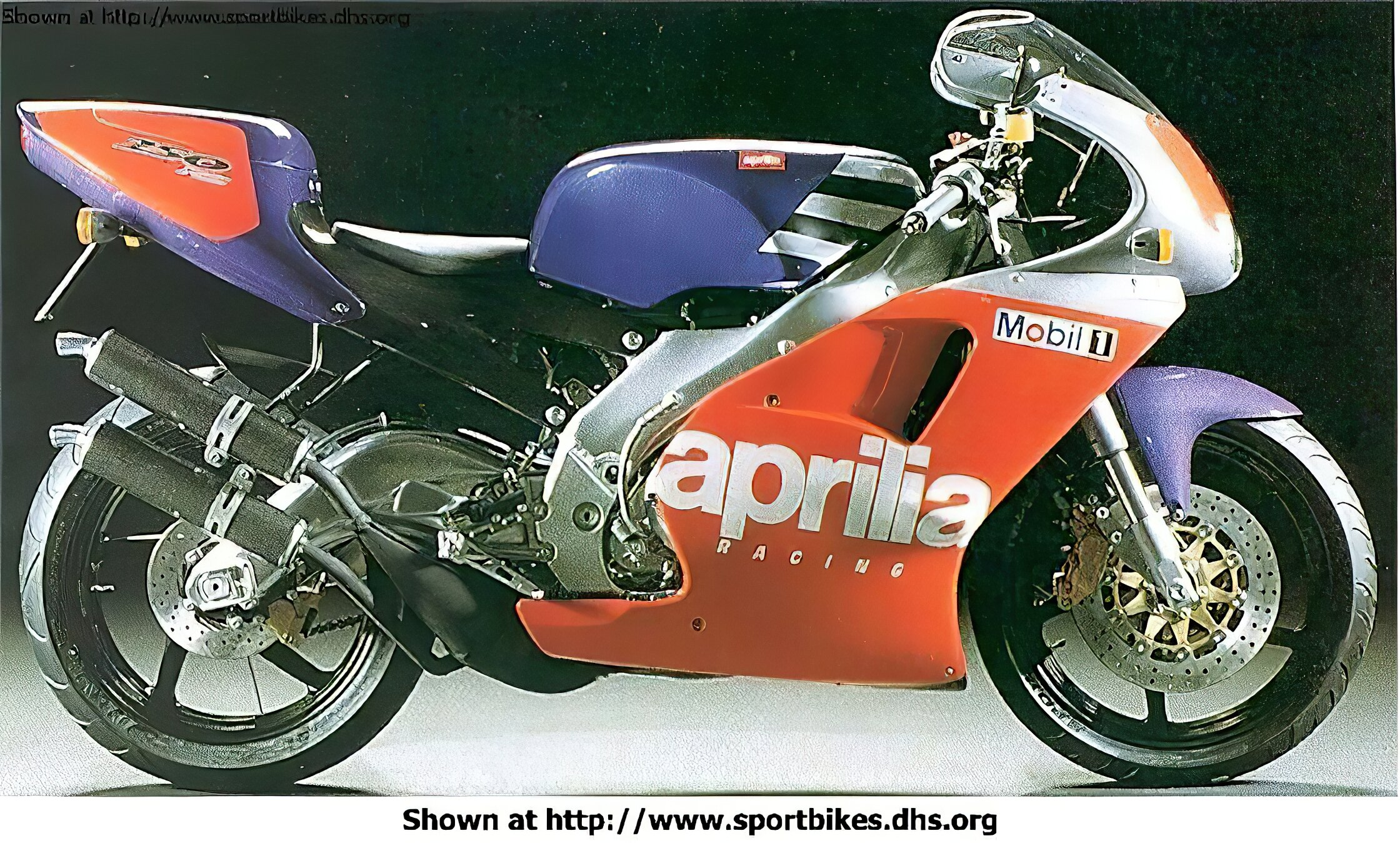 Aprilia RS Models - ID: 937