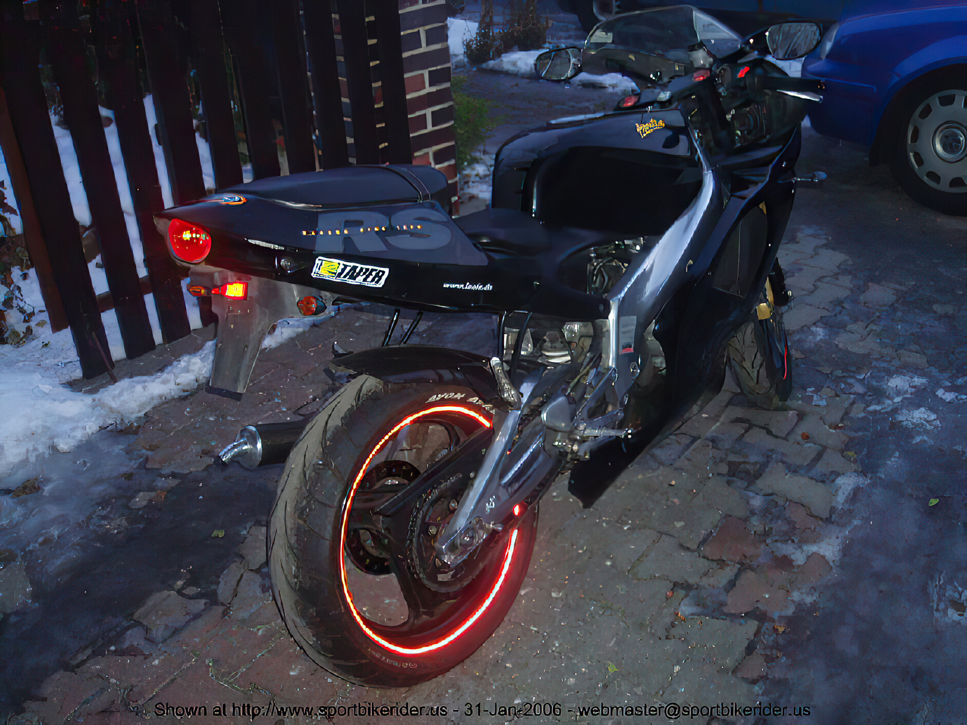 Aprilia RS Models - ID: 92344