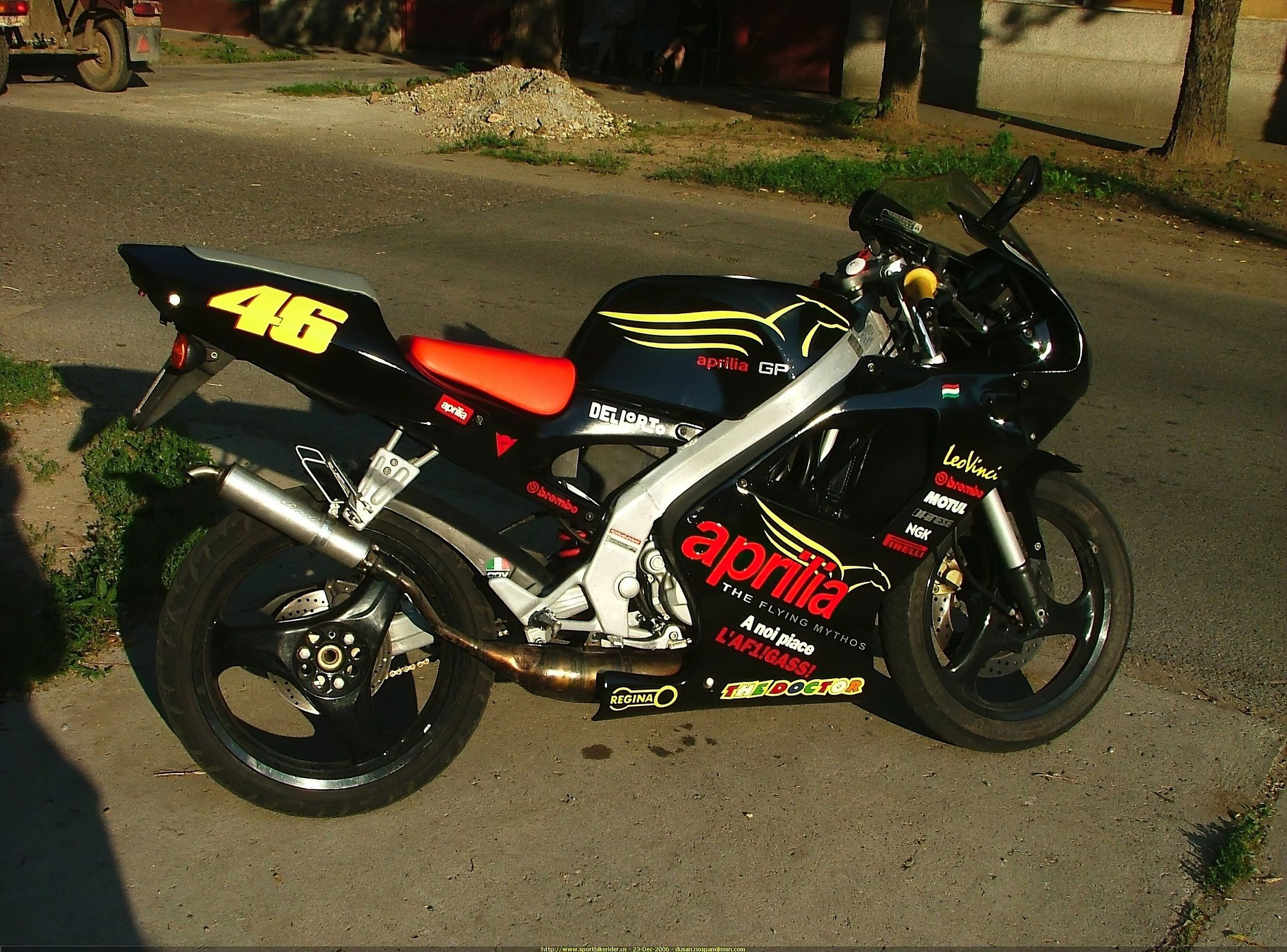 Aprilia RS Models - ID: 148676