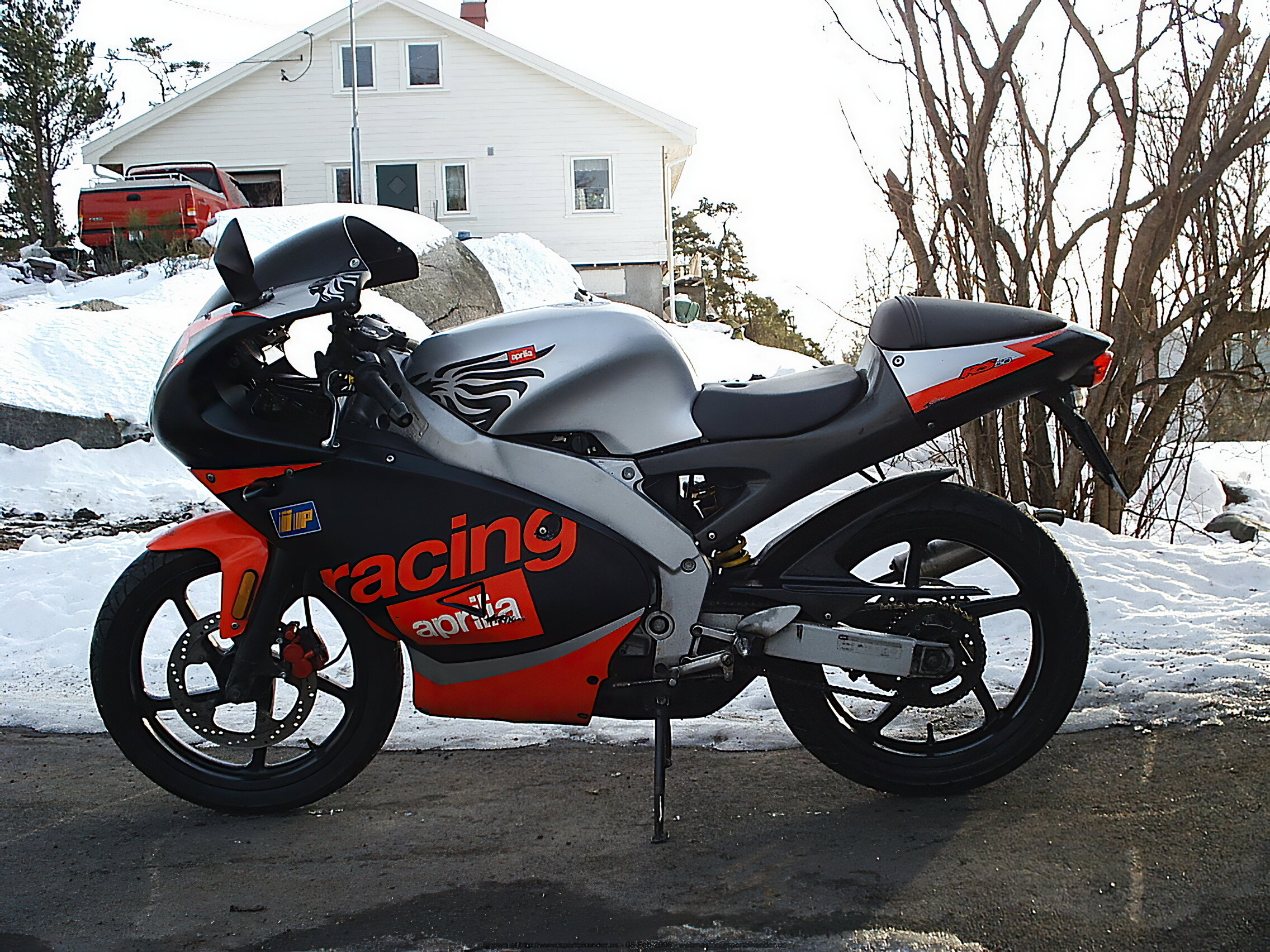 Aprilia RS Models - ID: 93905