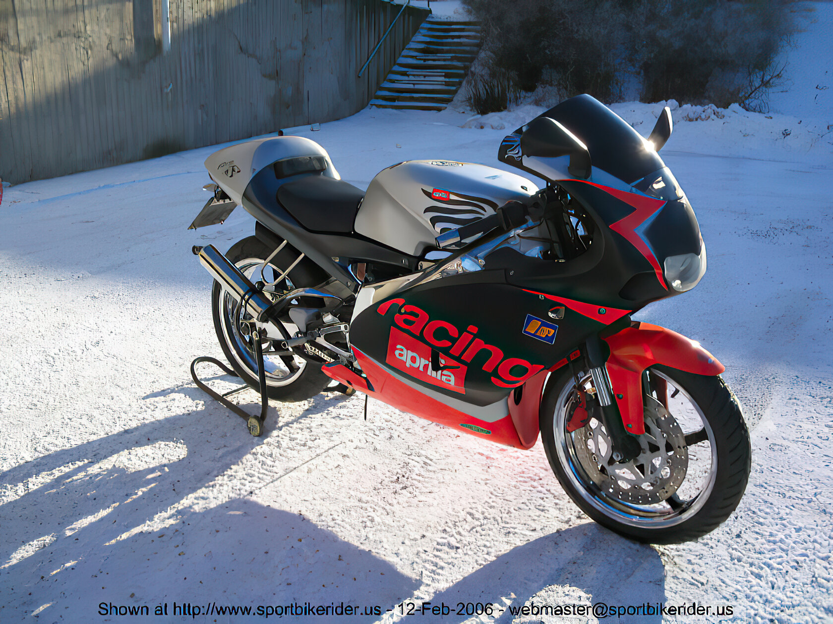 Aprilia RS Models - ID: 94532