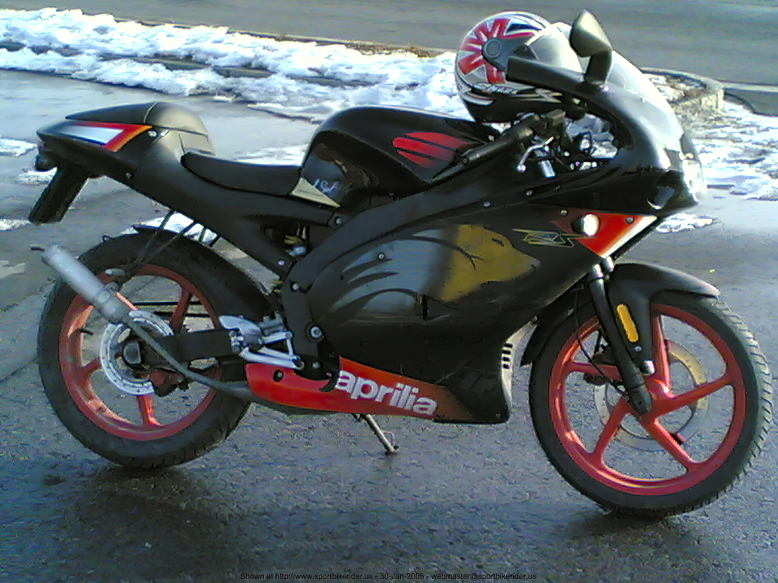 Aprilia RS Models - ID: 92204