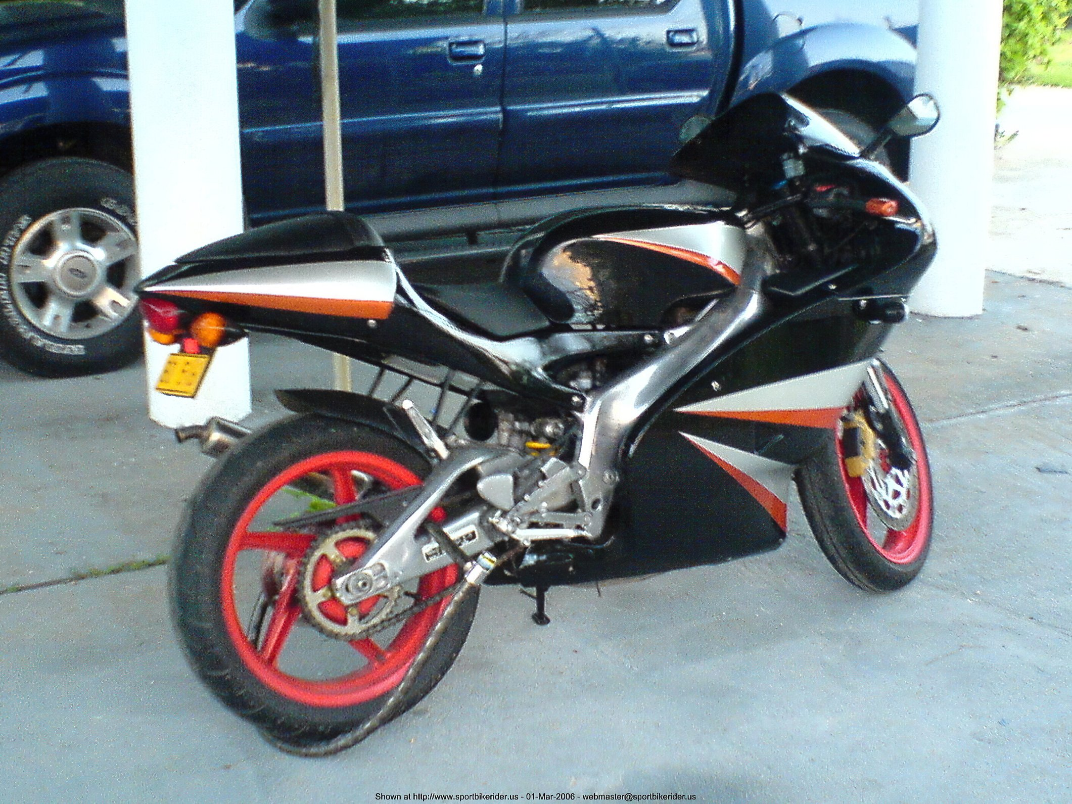 Aprilia RS Models - ID: 97679