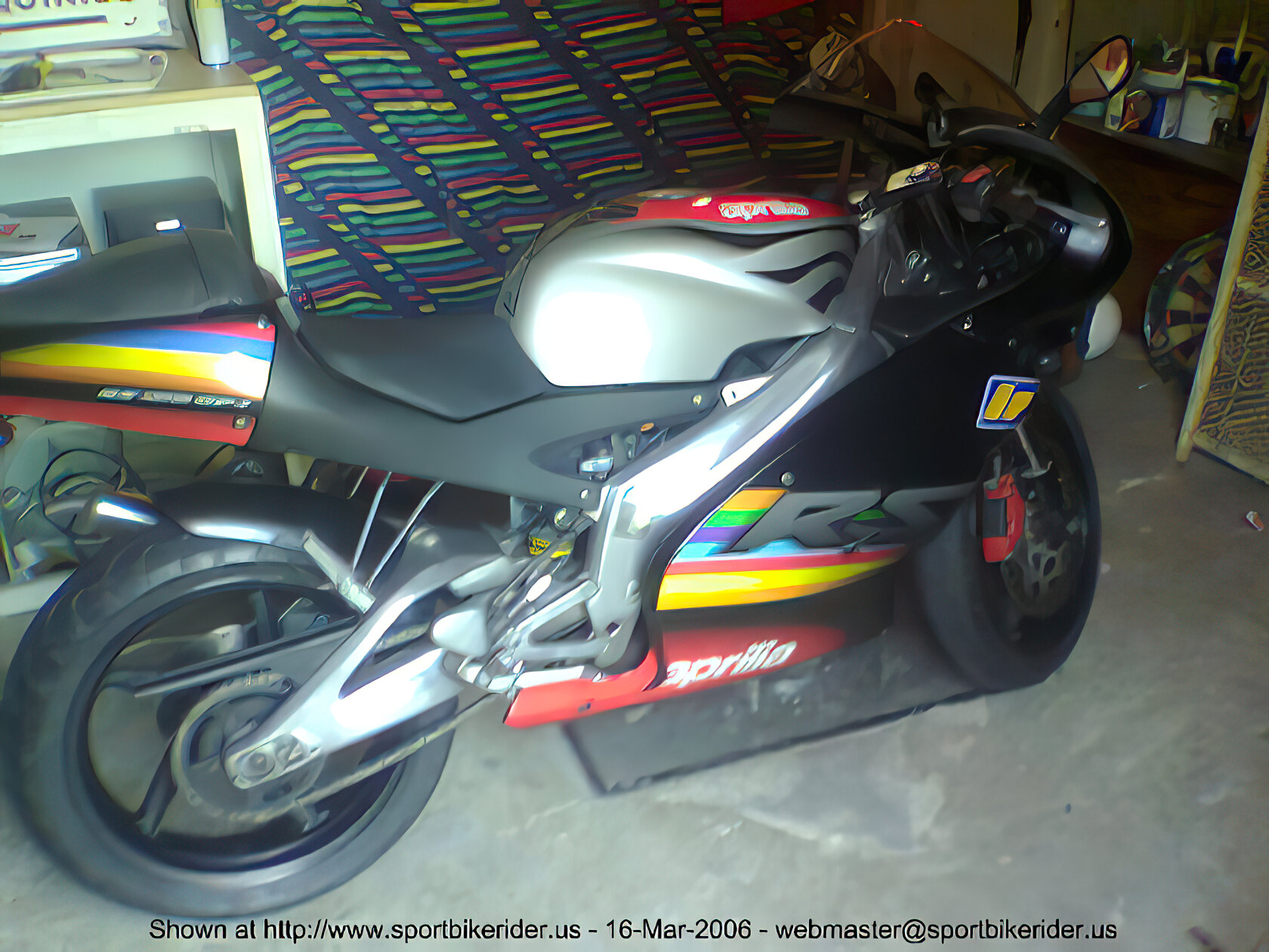 Aprilia RS Models - ID: 100335
