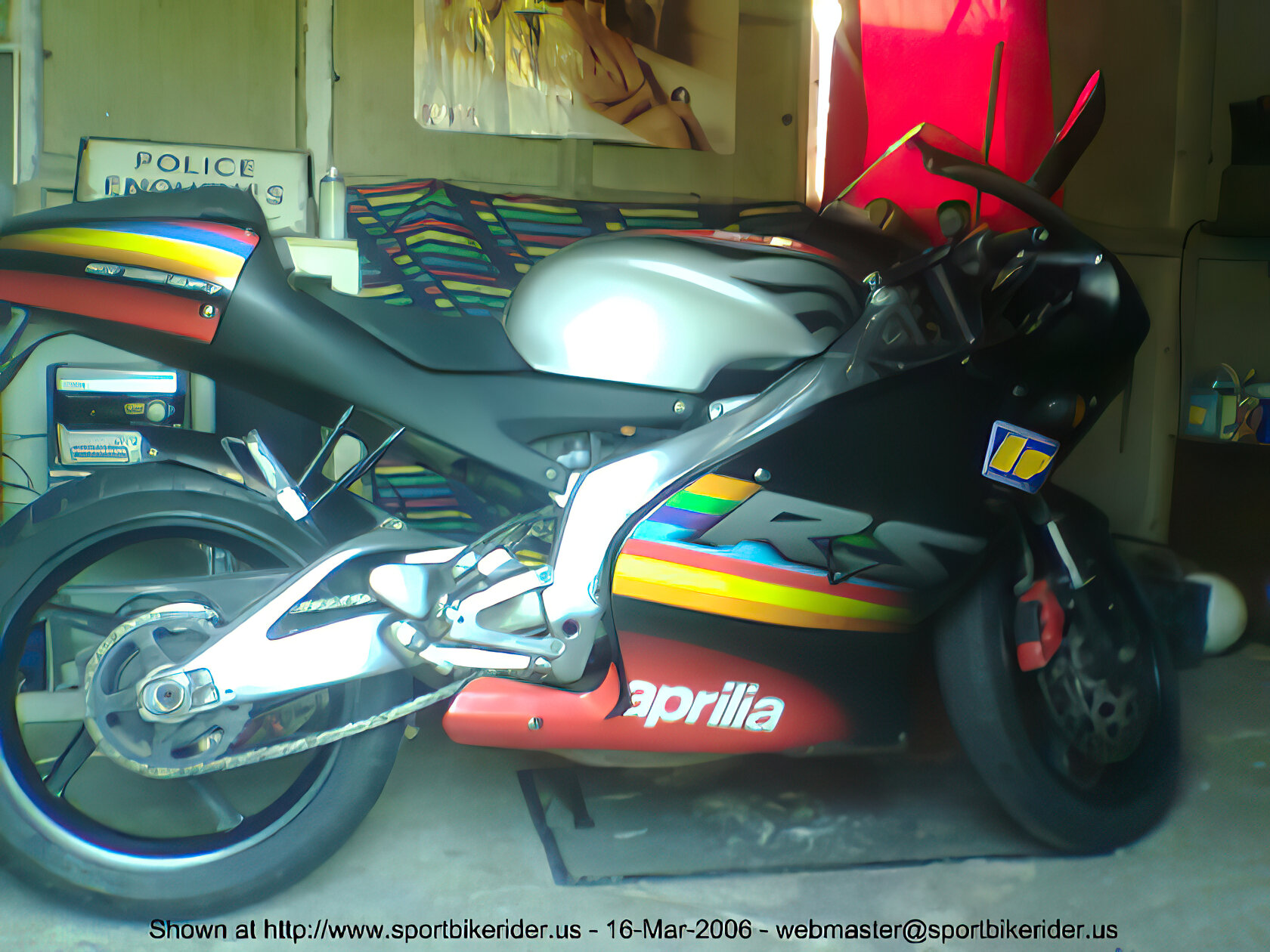 Aprilia RS Models - ID: 100338