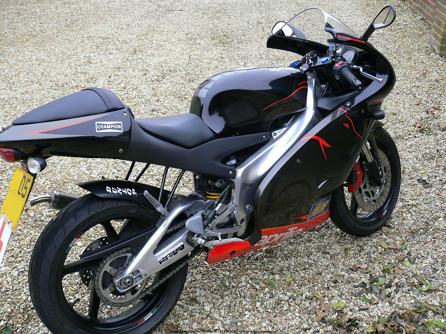 Aprilia RS Models - ID: 92965
