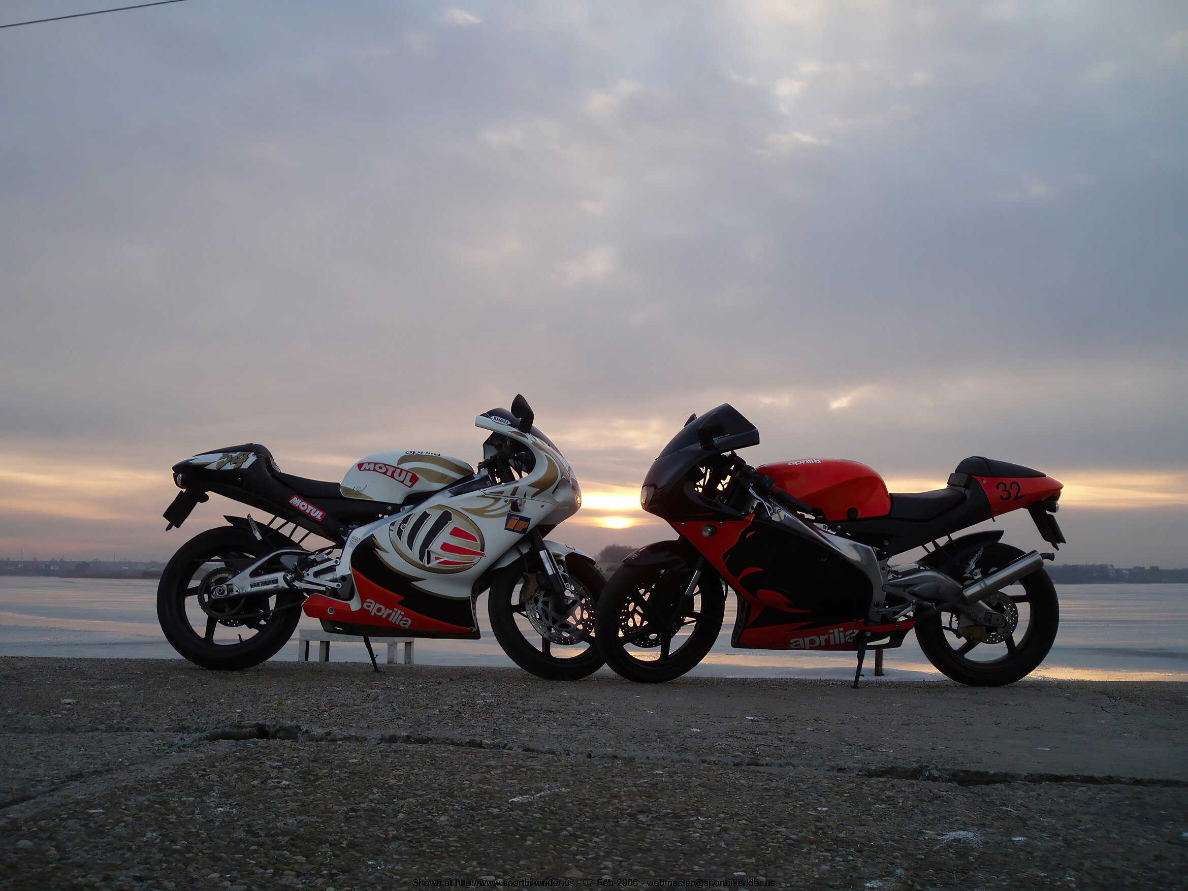 Aprilia RS Models - ID: 93777