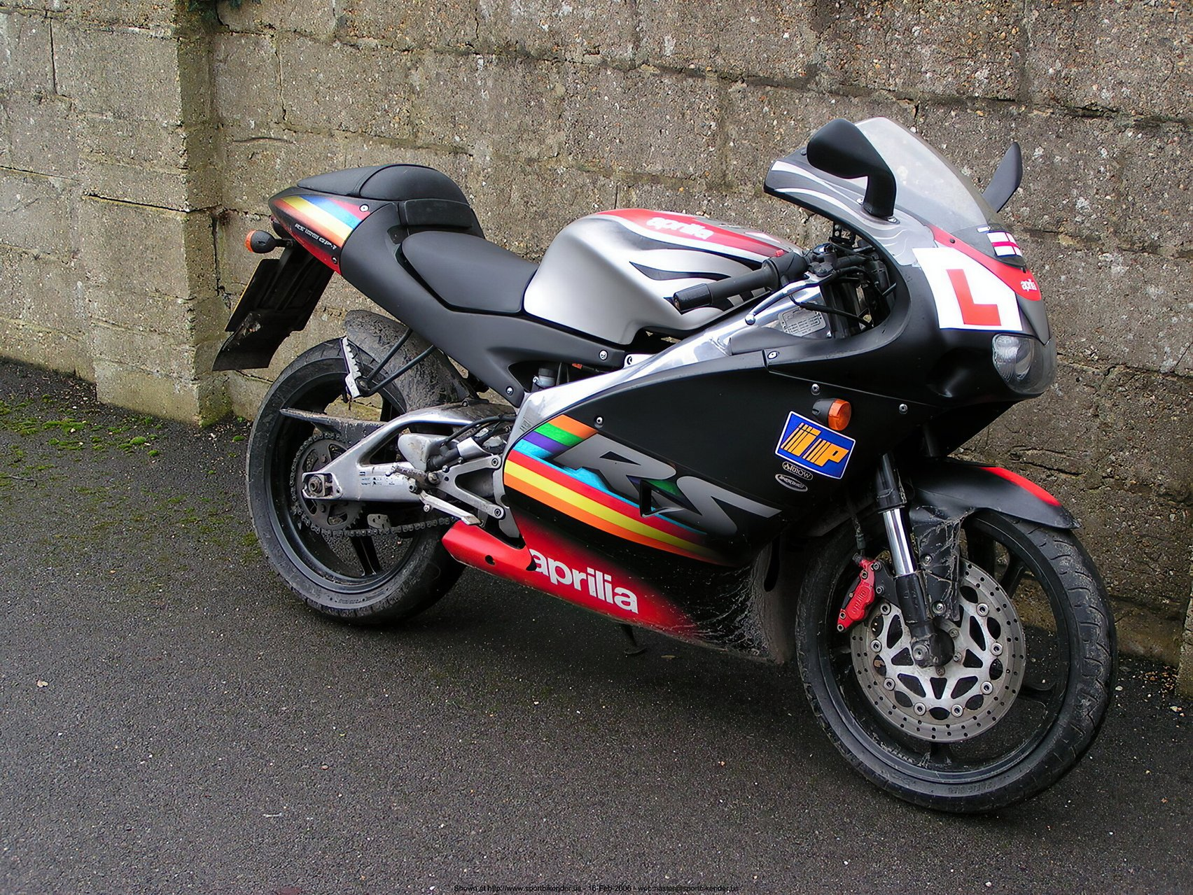 Aprilia RS Models - ID: 95199