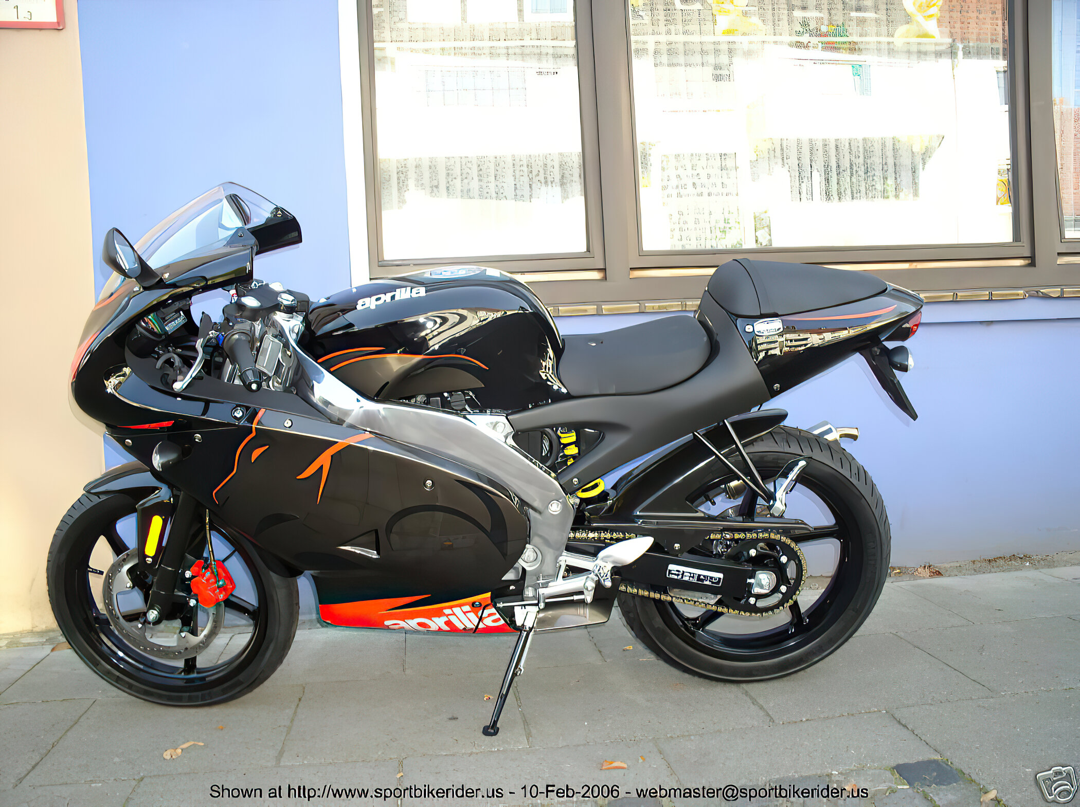 Aprilia RS Models - ID: 94207