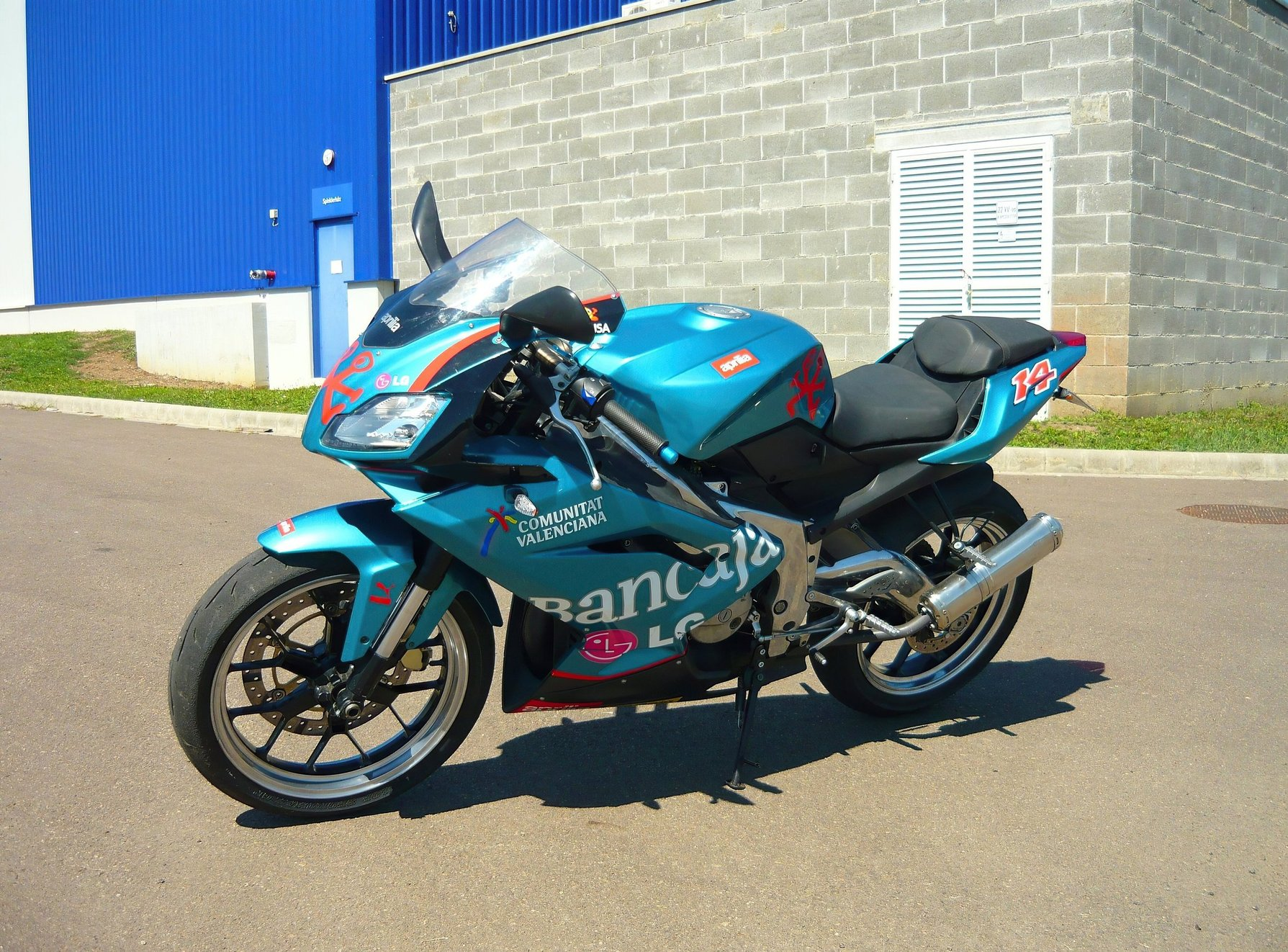 Aprilia RS Models - ID: 536219