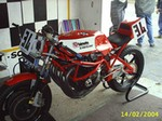 Vintage Racing Bimota KB1, A pic of a well prepped Bimota that is raced in our Regional Classic racing here in SA.