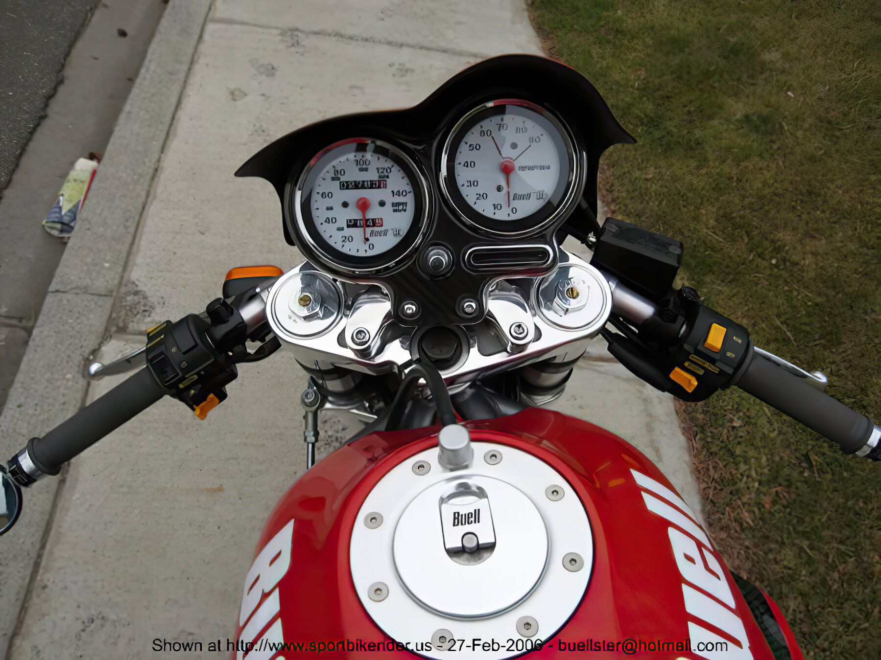 Buell S1/S2/S3 - ID: 97390