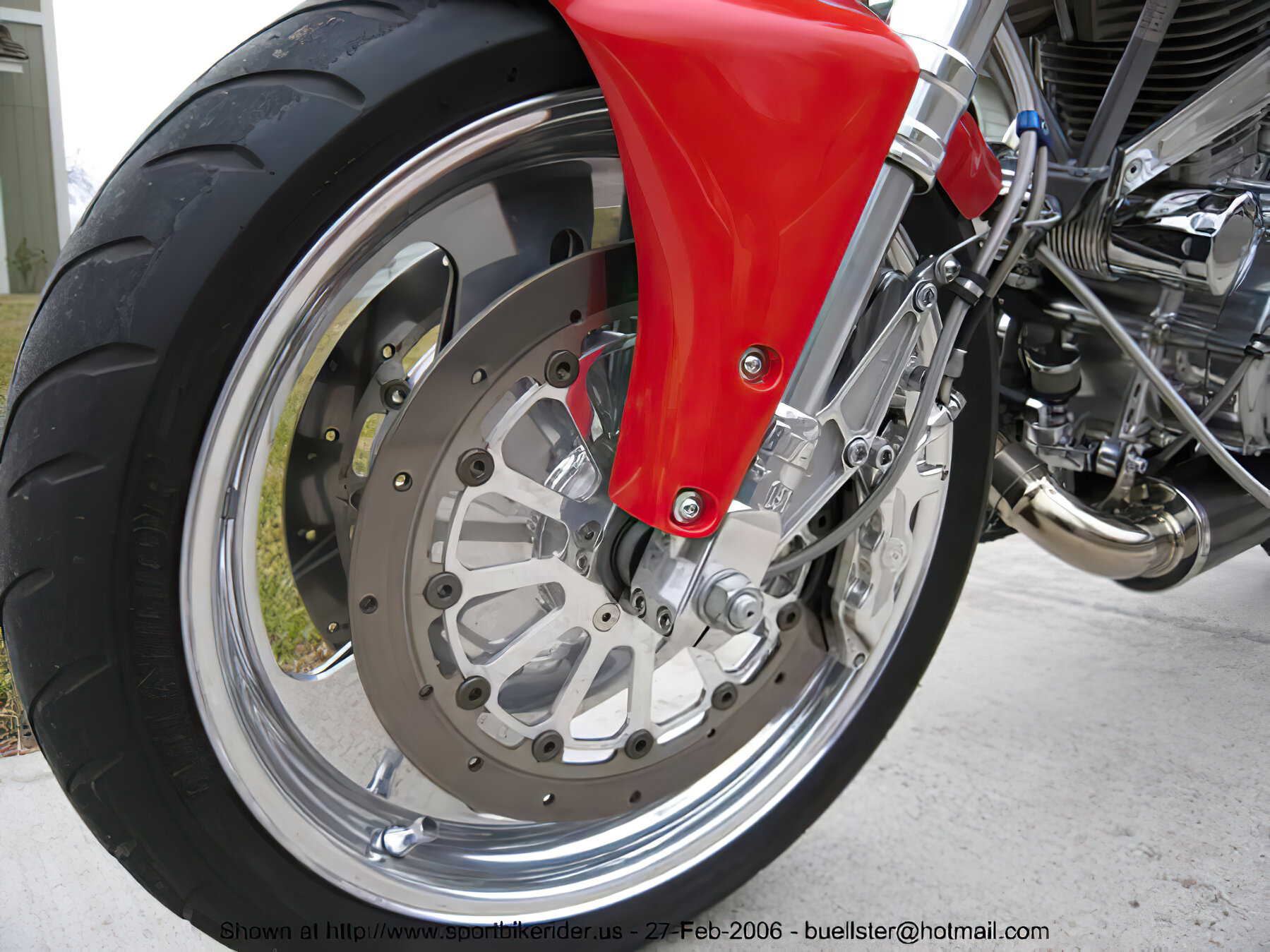 Buell S1/S2/S3 - ID: 97391