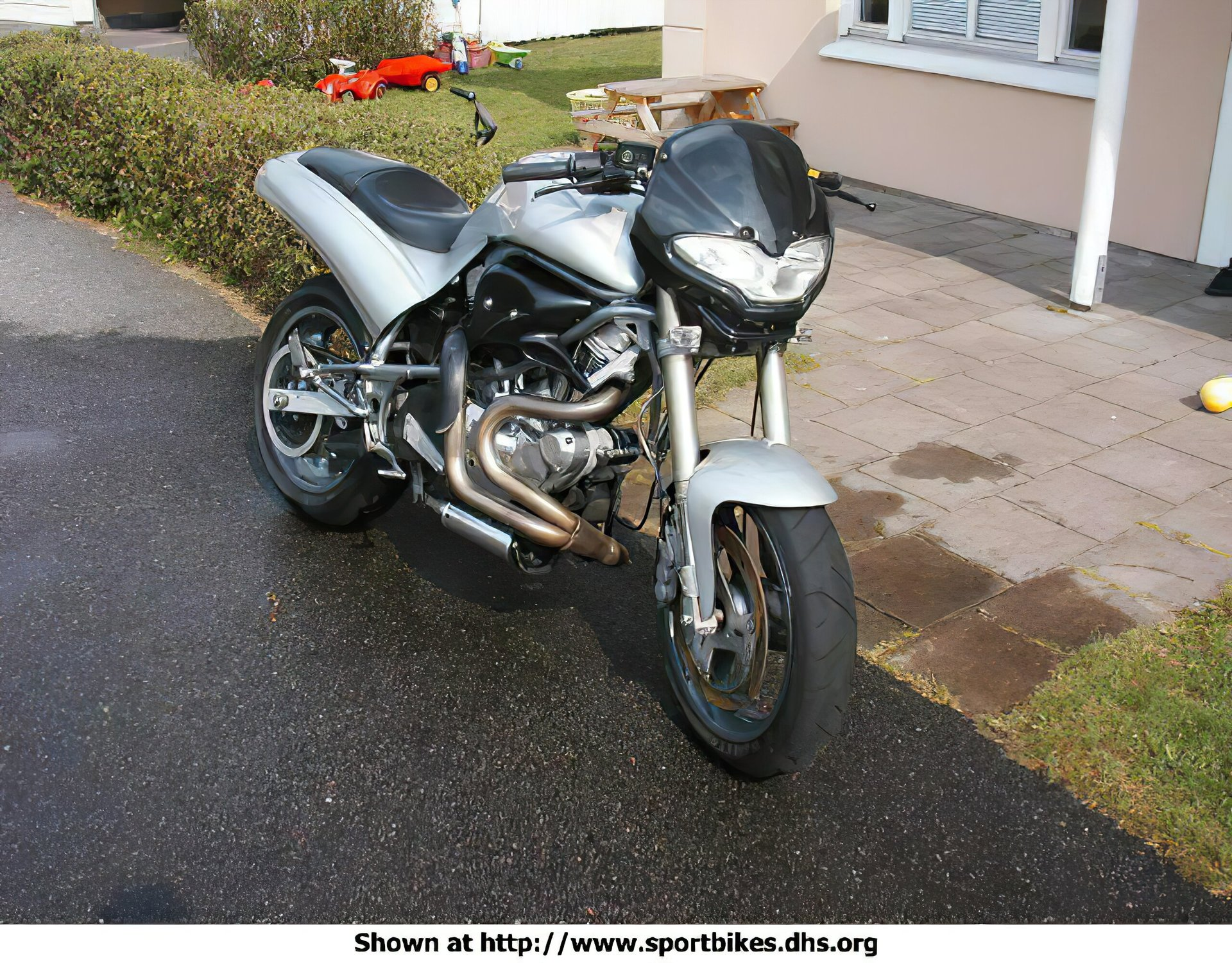 Buell S1/S2/S3 - ID: 34344