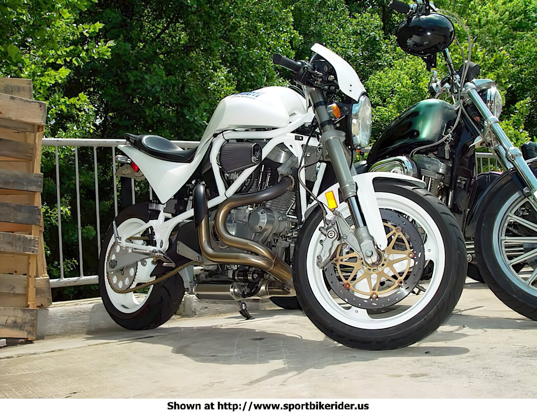 Buell S1/S2/S3 - ID: 46160