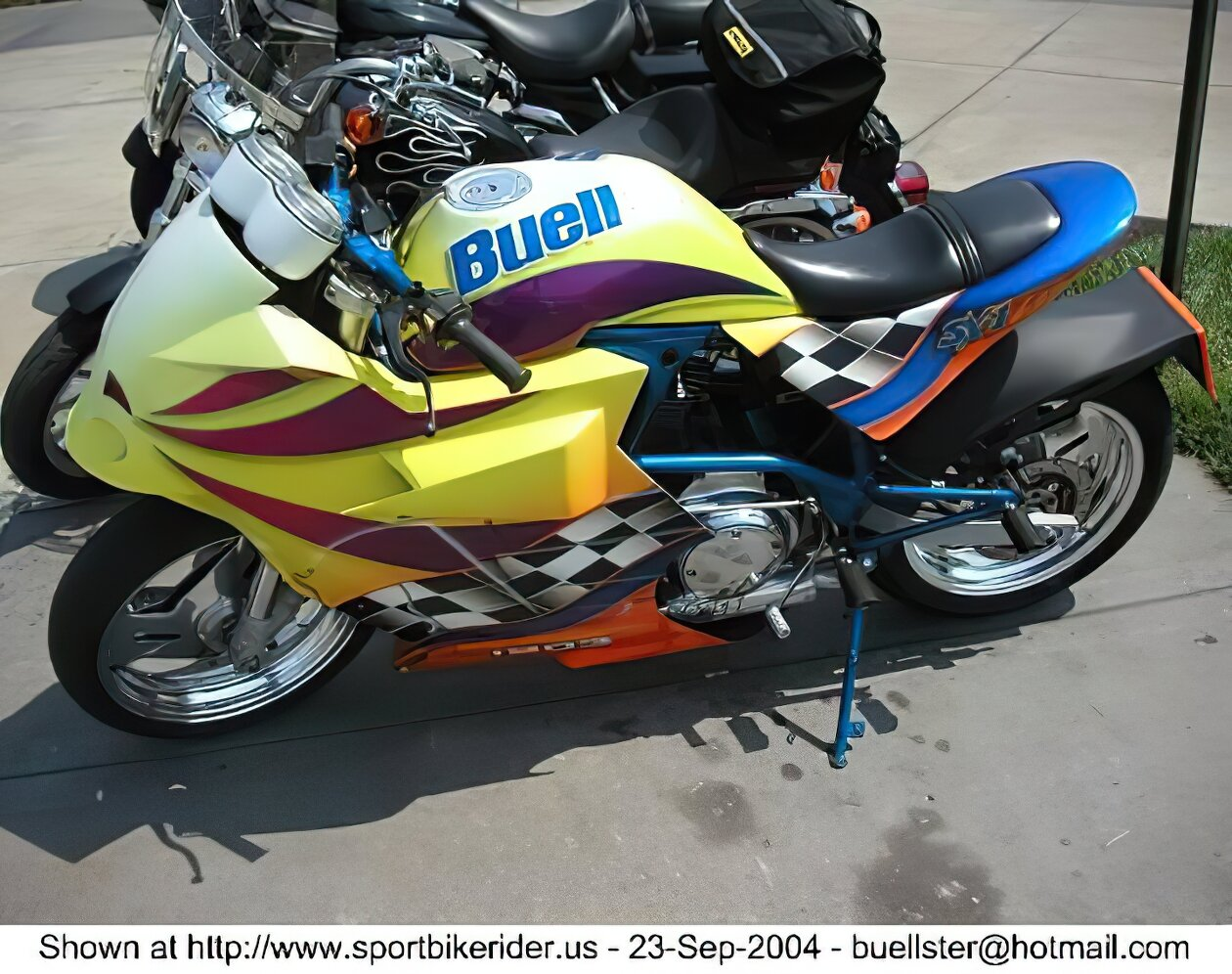 Buell S1/S2/S3 - ID: 63761