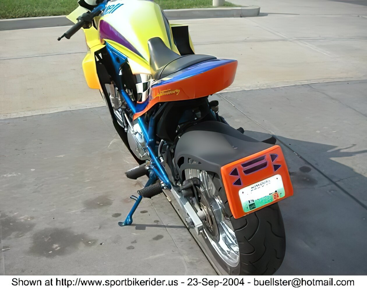 Buell S1/S2/S3 - ID: 63762