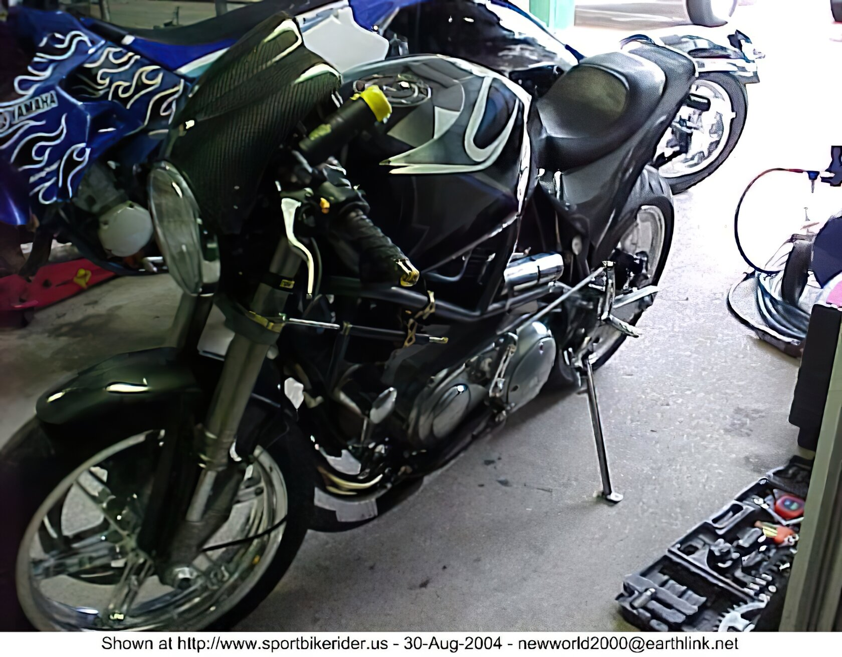 Buell S1/S2/S3 - ID: 61868