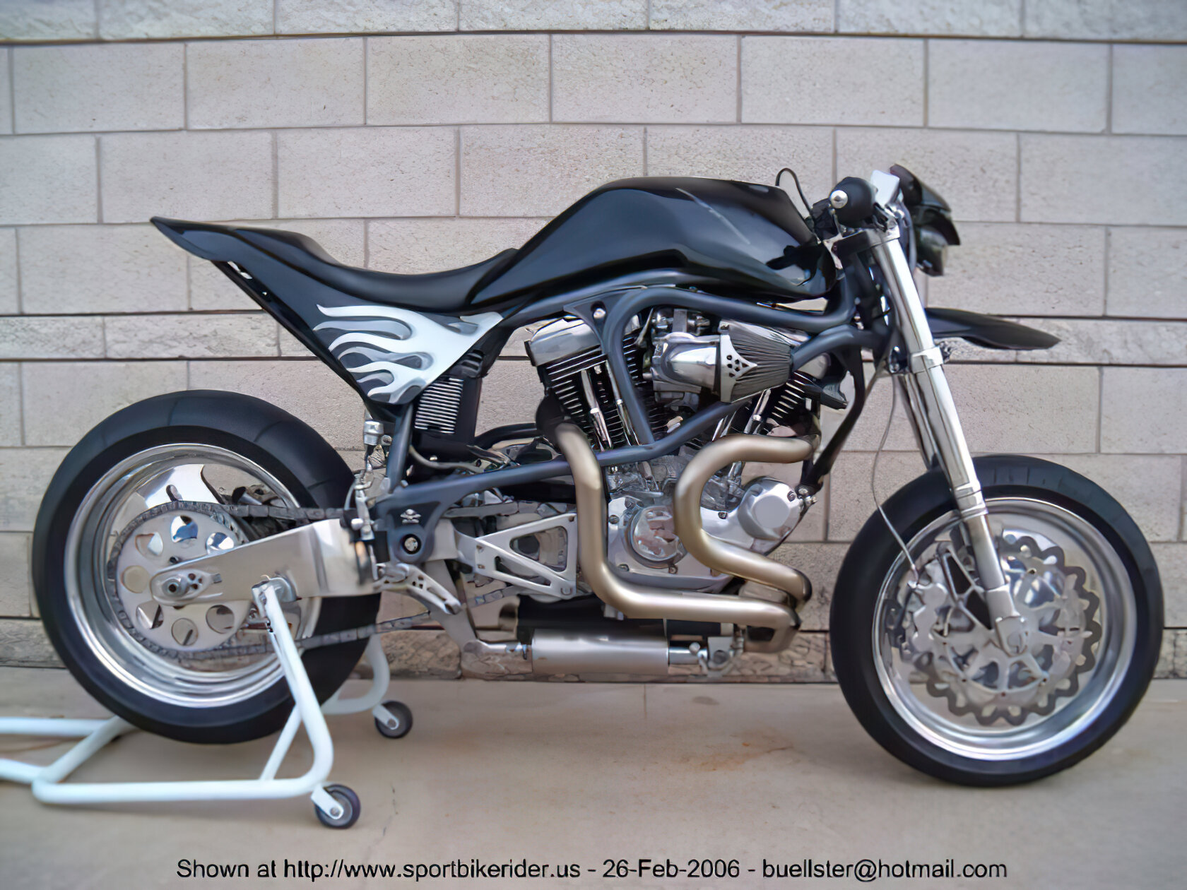 Buell S1/S2/S3 - ID: 97201