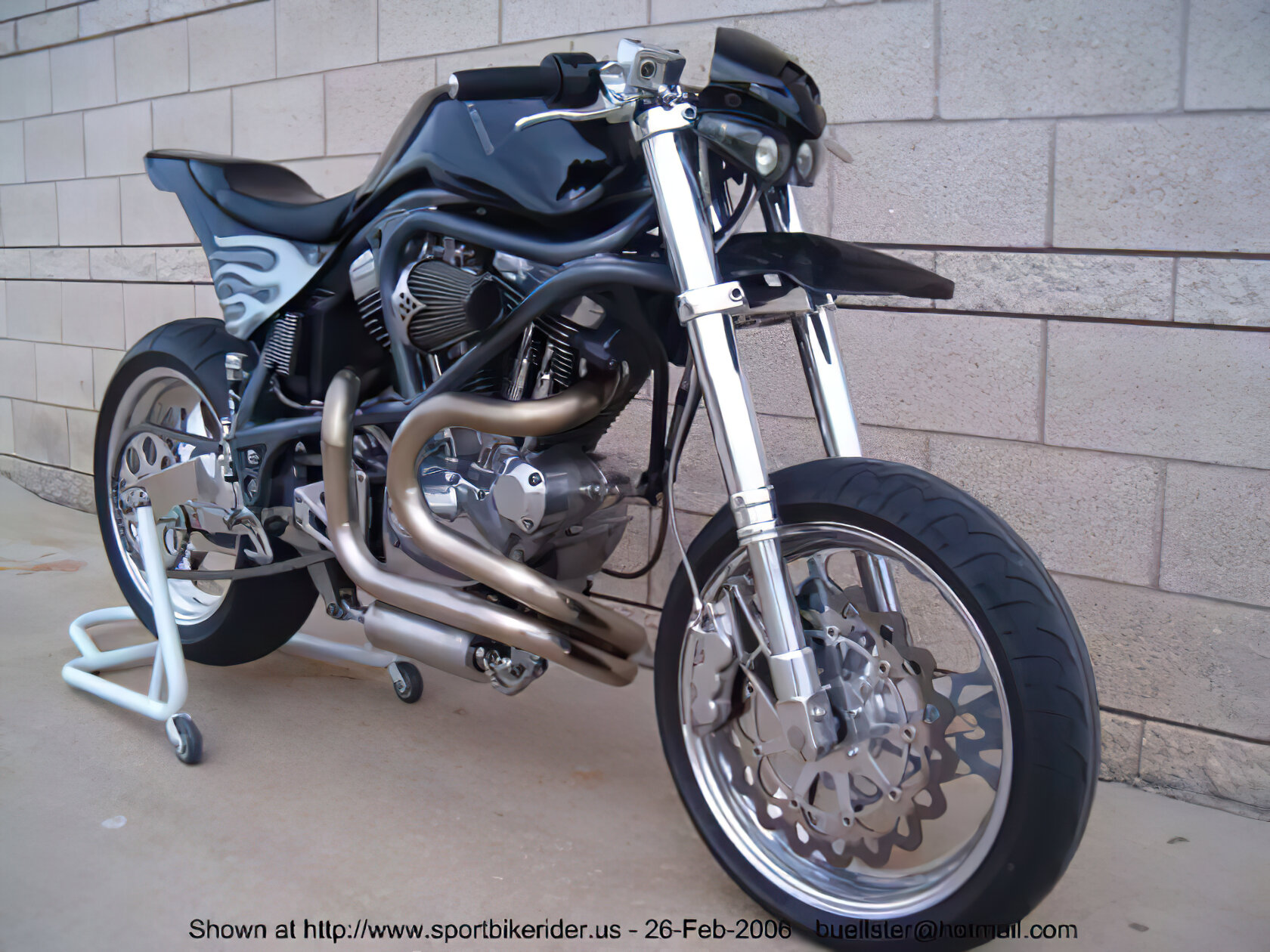 Buell S1/S2/S3 - ID: 97202