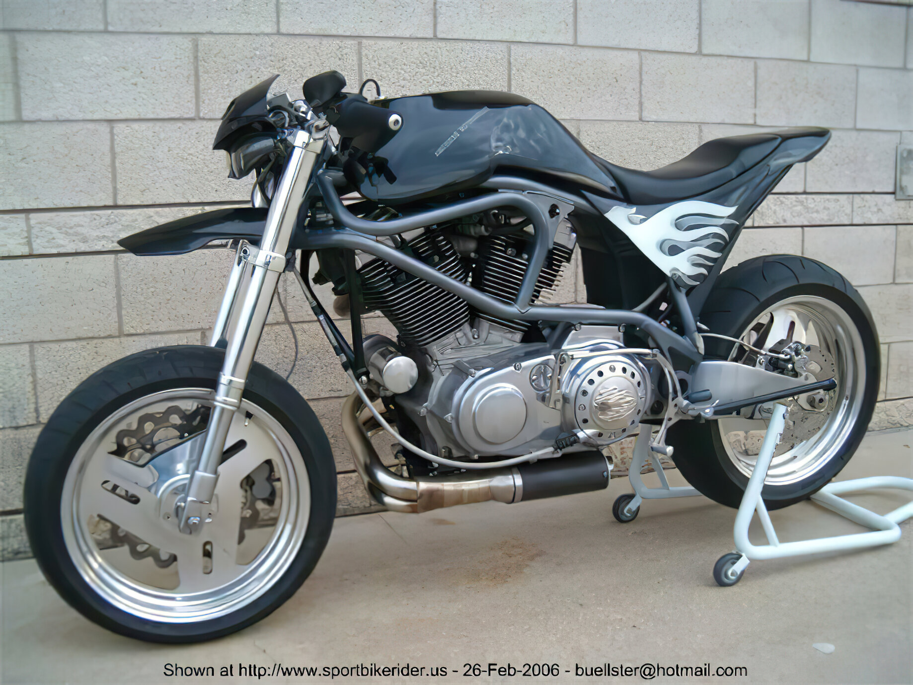 Buell S1/S2/S3 - ID: 97204