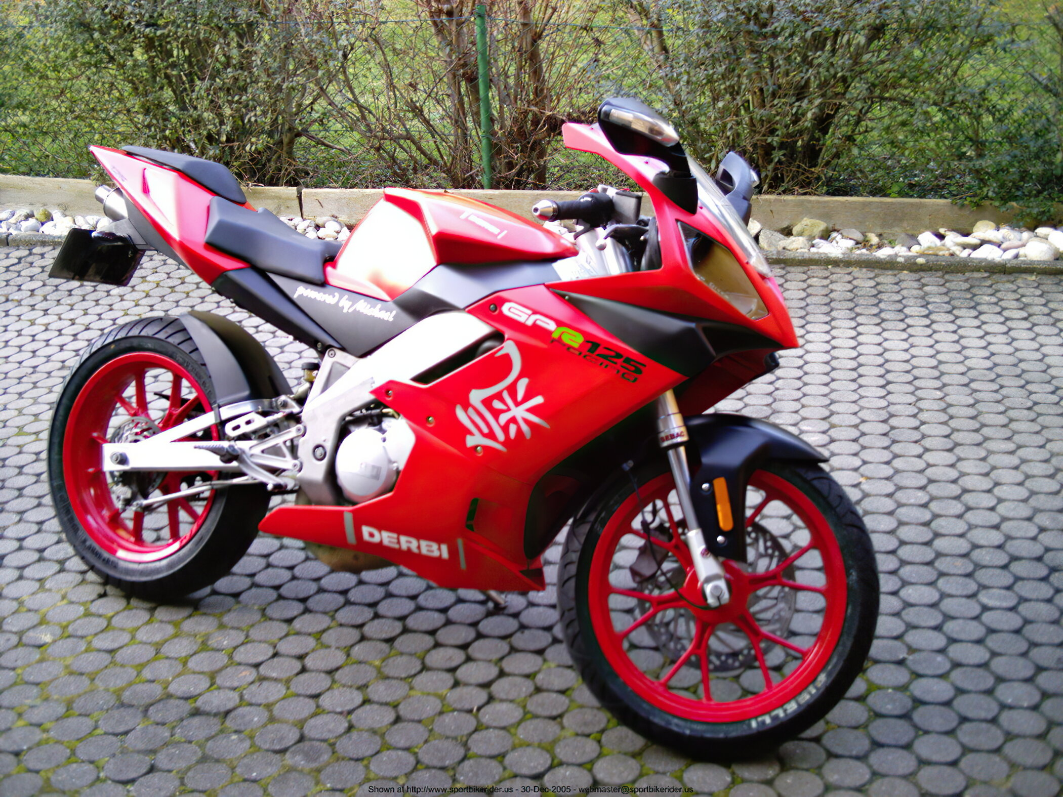 Derbi GPR Models - ID: 86813