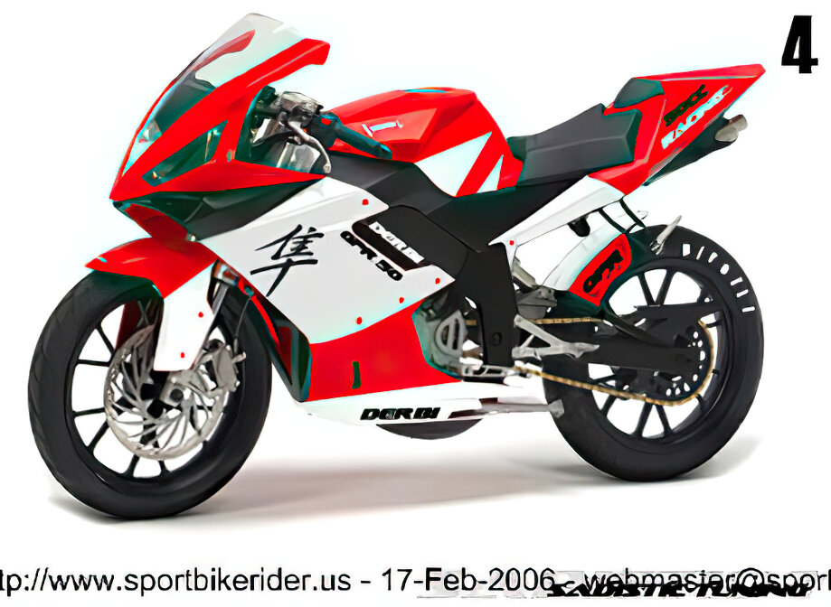 Derbi GPR Models - ID: 95451