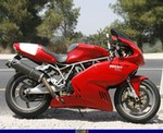 Production (Stock) Ducati 1000DS, Uploaded for: Iftah Preker 2003 Ducati SS1000DS