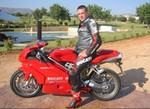 Production (Stock) Ducati 749, Uploaded for: anthony miller 2004 Ducati 749S