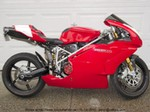 Production (Custom) Ducati 999, ducati 999s with carbon fiber bst wheels and much more