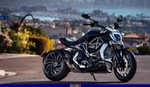 Production (Stock) Ducati Diavel, 2019-duc-xdiavel s-2 a Ducati Diavel parked on the side of a road