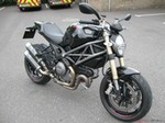 Production (Stock) Ducati Monster Models, Ducati M1100 E-A Evo monster black silver 63 reg termi ... Source: <a href='https://motorcycles-for-sale.biz/sale.php?id=39583' target='_blank'>https://motorcycles-for-sale.biz/...</a>