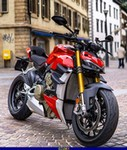 Production (Stock) Ducati Streetfighter, Production (Stock)- 2020  Ducati  Streetfighter Sportbike