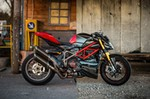 Production (Stock) Ducati Streetfighter, Production (Stock)- Ducati  Streetfighter Sportbike