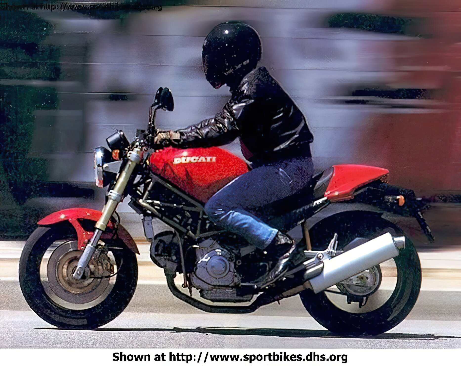 Ducati Monster Models - ID: 470