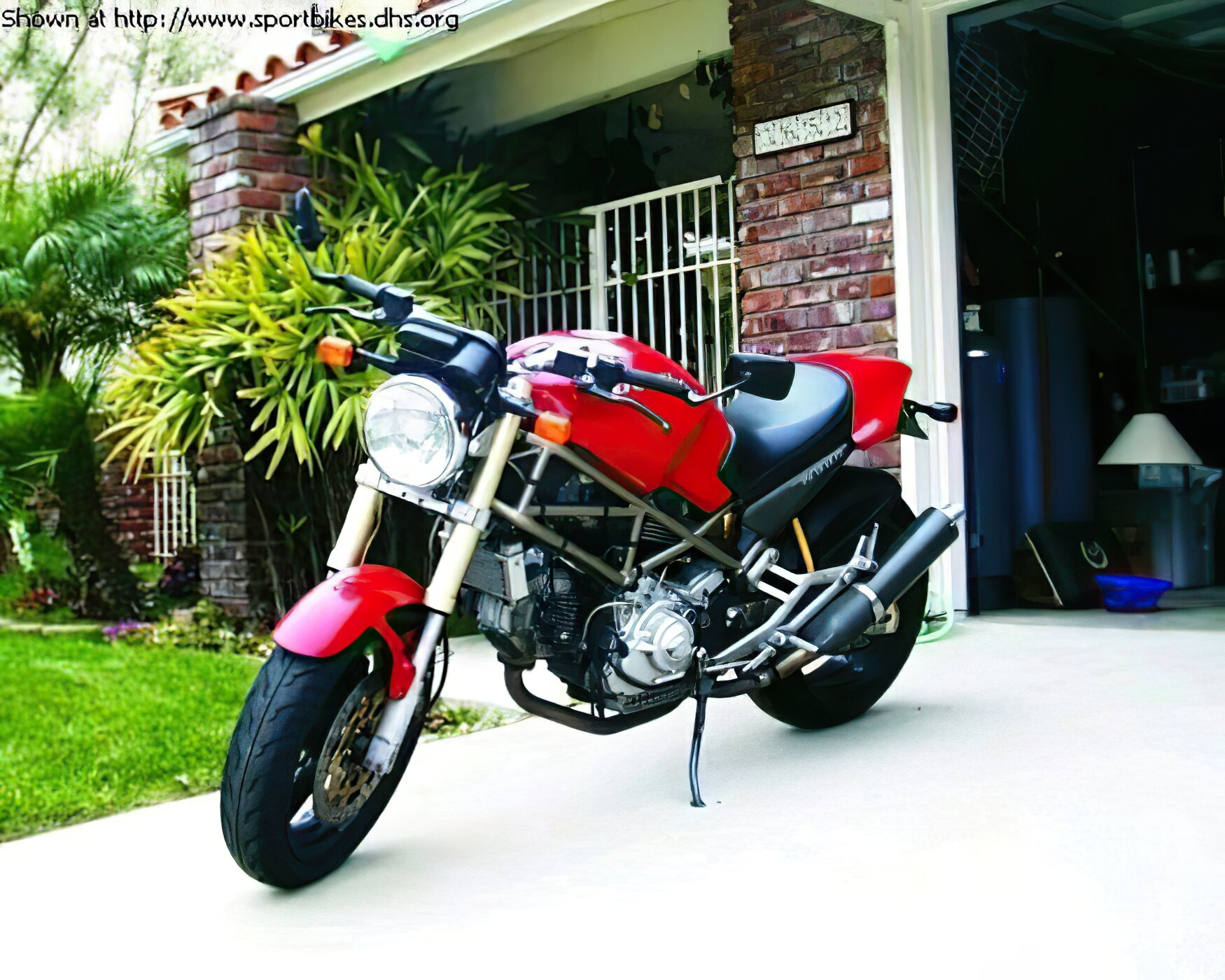 Ducati Monster Models - ID: 3528