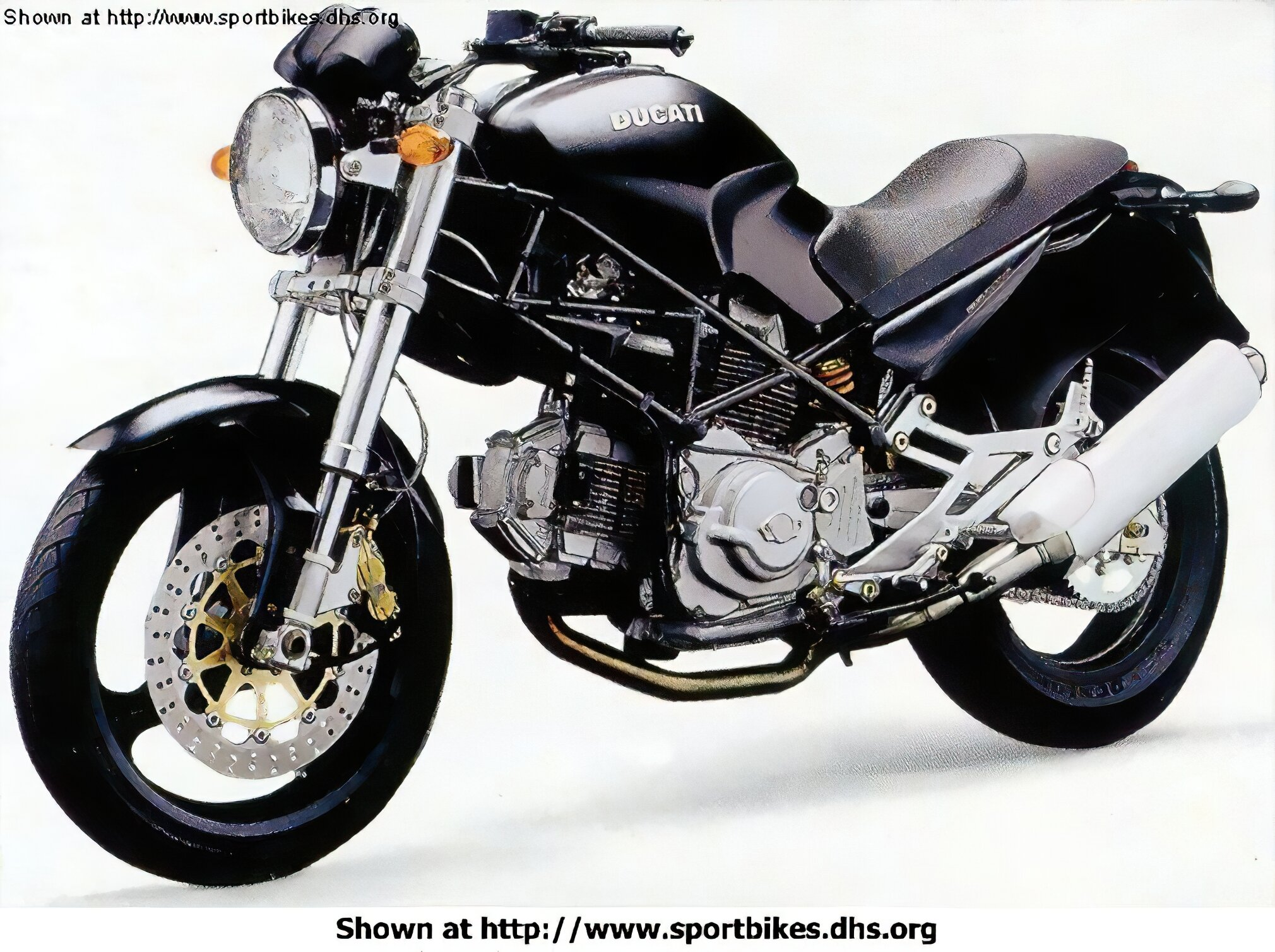 Ducati Monster Models - ID: 7885