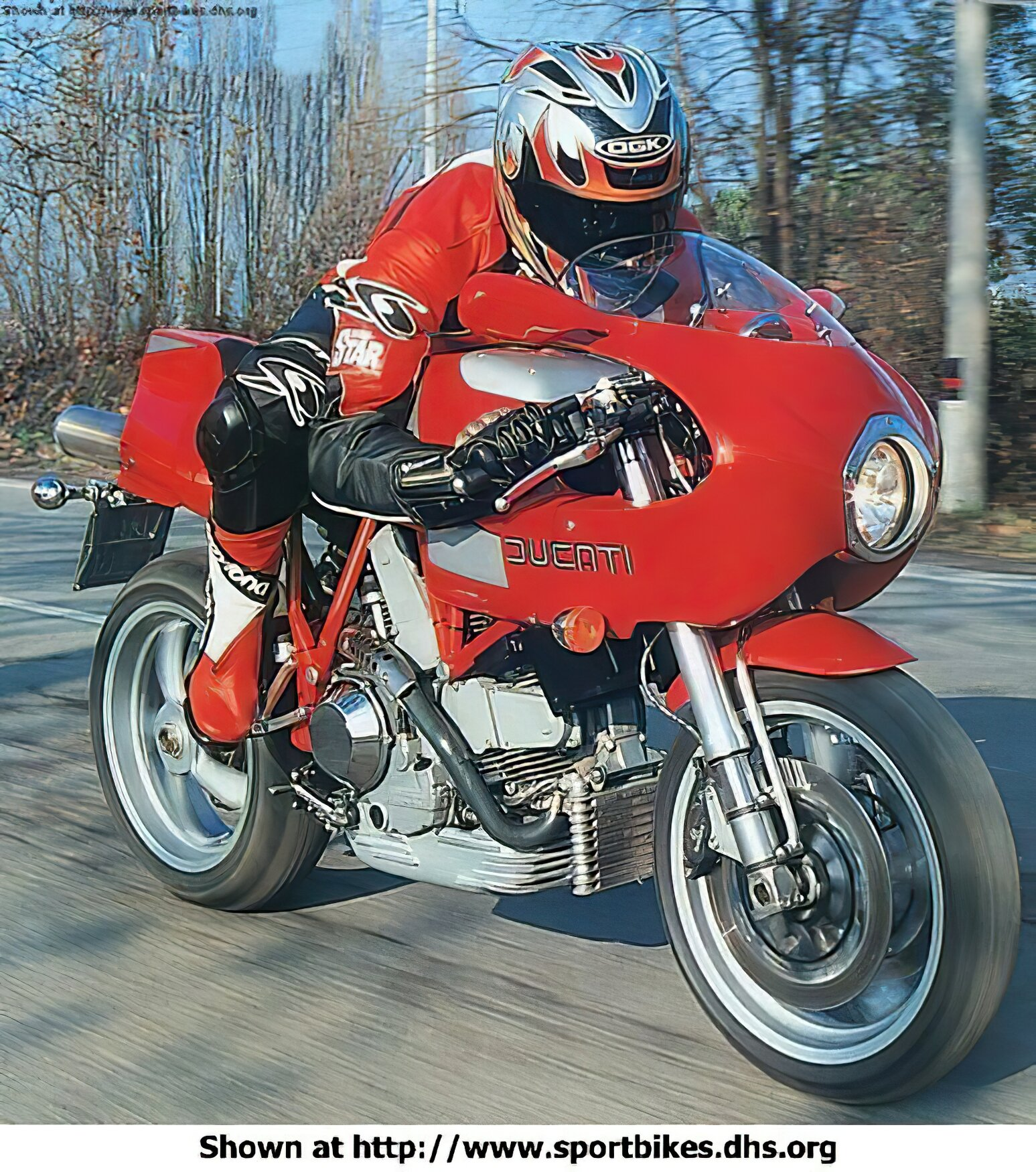 Ducati Monster Models - ID: 8803