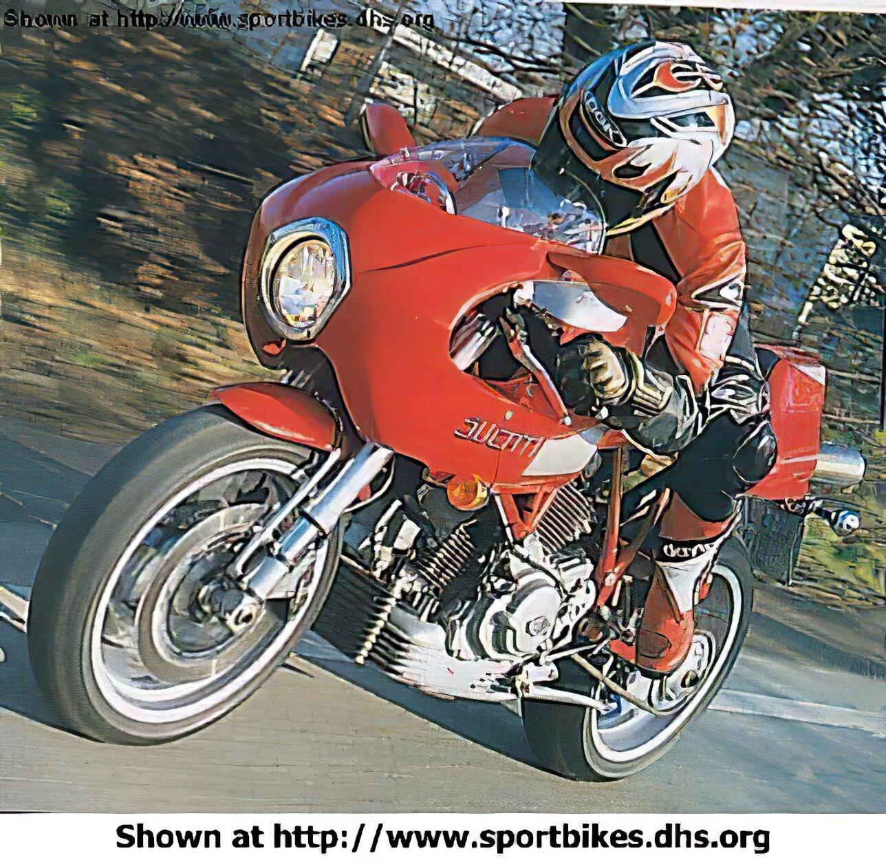 Ducati Monster Models - ID: 8804