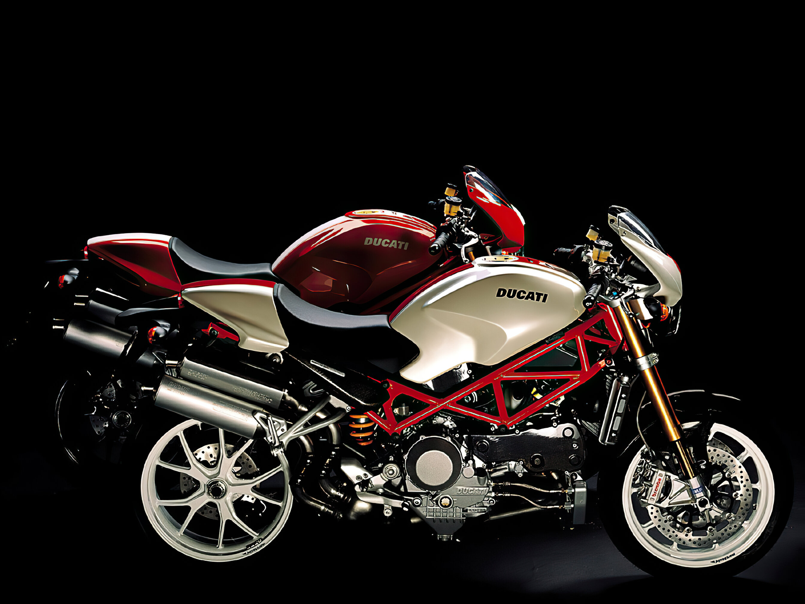 Ducati Monster Models - ID: 82731